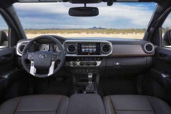 Toyota Tacoma 2016 A1