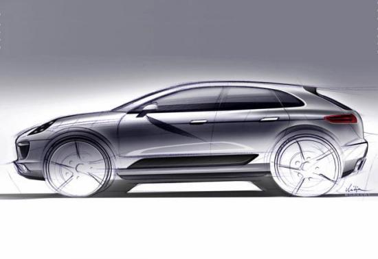 Porsche sẽ phát triển crossover cỡ nhỏ