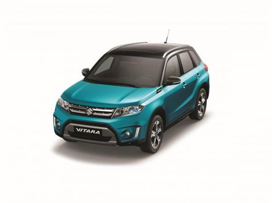Suzuki Vitara thế hệ mới ra mắt tại triển lãm ô tô việt nam 2015