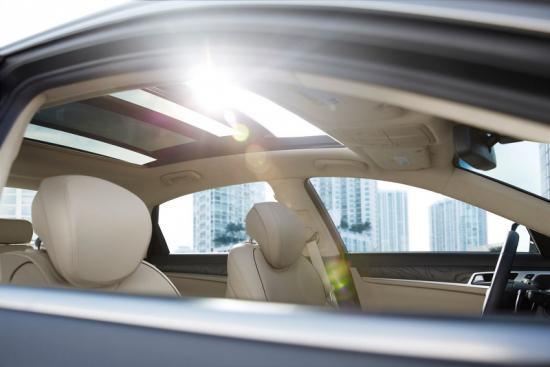 Hyundai Genesis 2016 A4