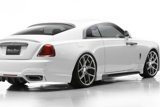 Rolls-Royce Wraith độ A2