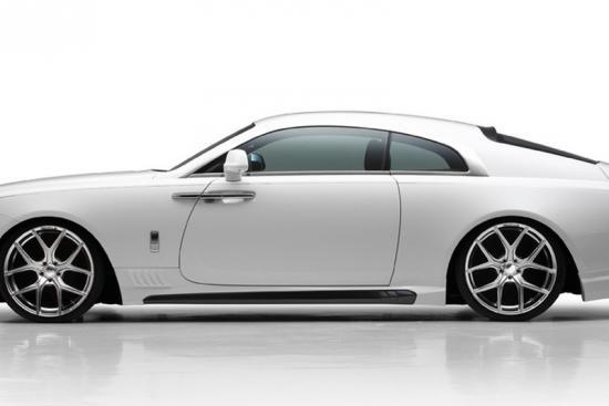 Rolls-Royce Wraith độ A3