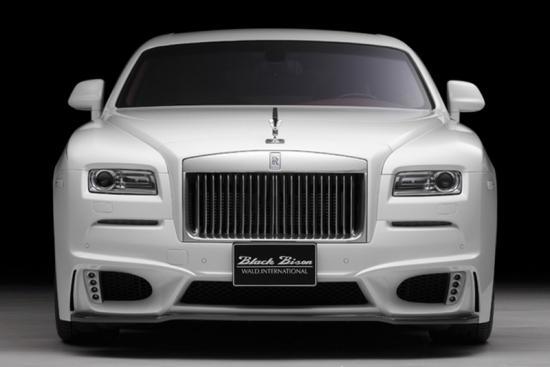 Rolls-Royce Wraith độ A4