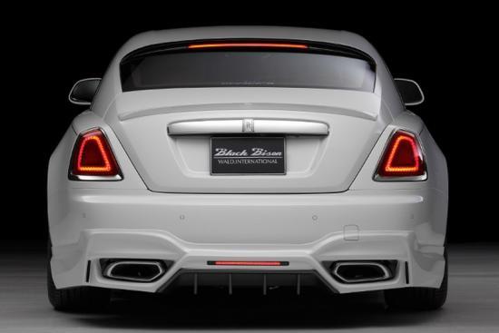 Rolls-Royce Wraith độ A6