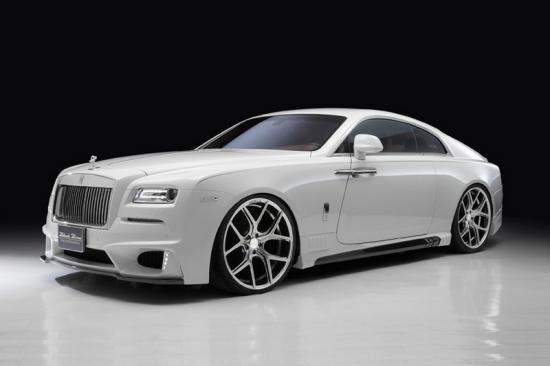 Rolls-Royce Wraith độ A7
