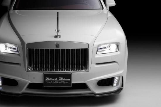 Rolls-Royce Wraith độ A8