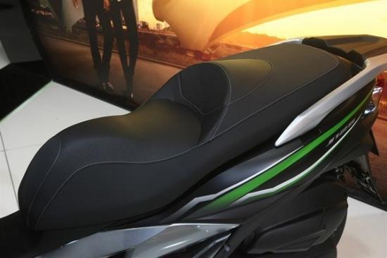Kawasaki ra mắt xe ga 125 cc A4