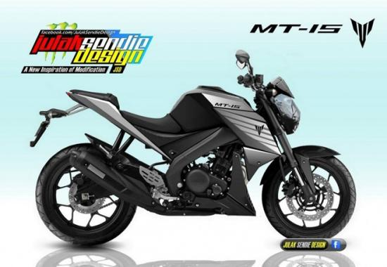 Yamaha MT-15 chính thức ra mắt ngày 1/12 A2
