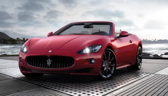 Maserati chính thức vào Việt Nam