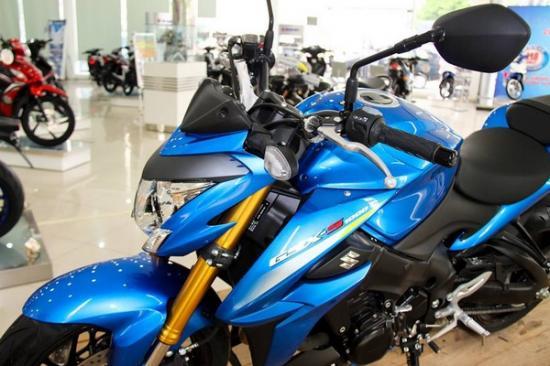 Suzuki GSX-S1000 sắp bán tại Việt Nam A5