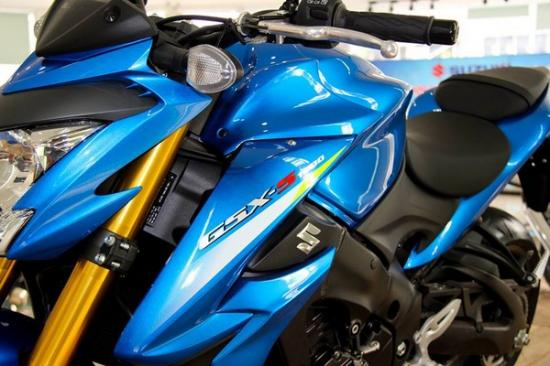 Suzuki GSX-S1000 sắp bán tại Việt Nam A6