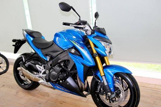 Suzuki GSX-S1000 sắp bán tại Việt Nam A7
