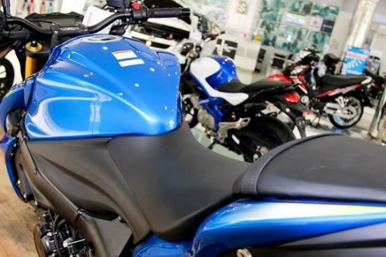 Suzuki GSX-S1000 sắp bán tại Việt Nam A12