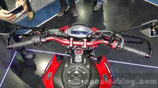 Yamaha M-Slaz tại thị trường Thái Lan A2