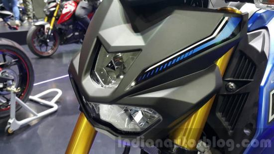 Yamaha M-Slaz tại thị trường Thái Lan A5