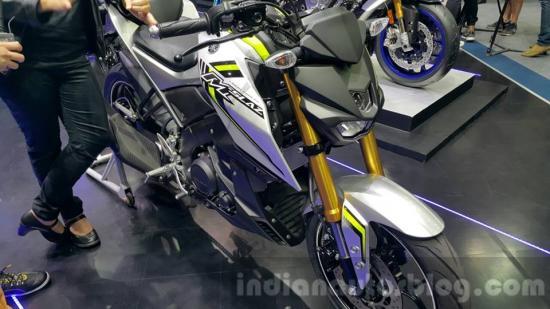 Yamaha M-Slaz tại thị trường Thái Lan A8