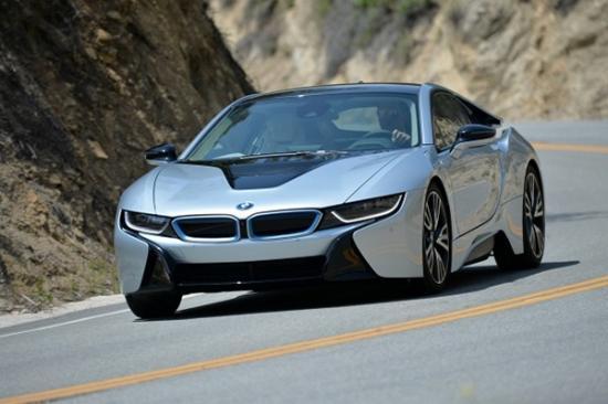 hộp số BMW i8  A5