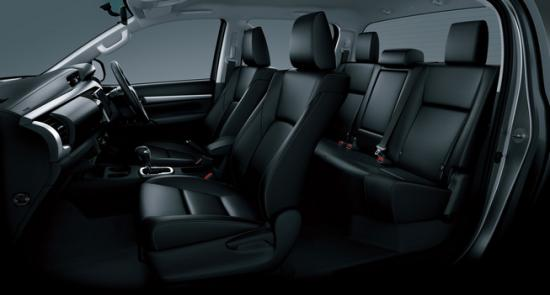 Bán tải đầu tiên của Lexus Lexus dựa trên thiết kế của Toyota Hilux A4