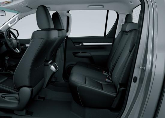Bán tải đầu tiên của Lexus Lexus dựa trên thiết kế của Toyota Hilux A5
