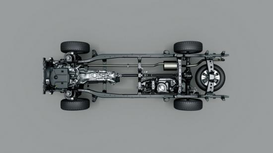 Bán tải đầu tiên của Lexus Lexus dựa trên thiết kế của Toyota Hilux A6