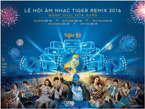 Đại nhạc hội Tiger Remix 2016 A2