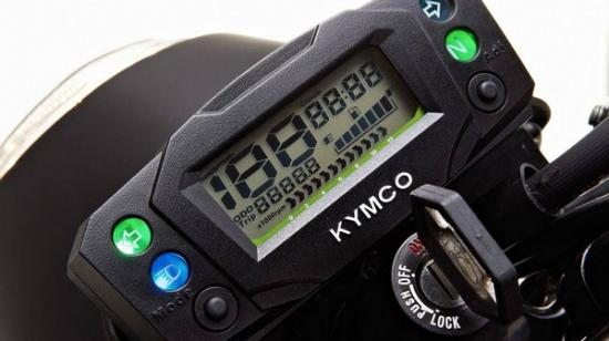Kymco K-Pipe City 125 A2