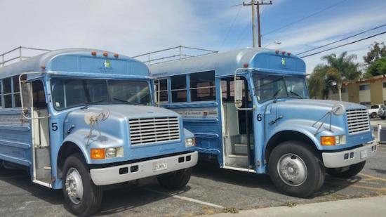 Xe buýt nhà di động A3