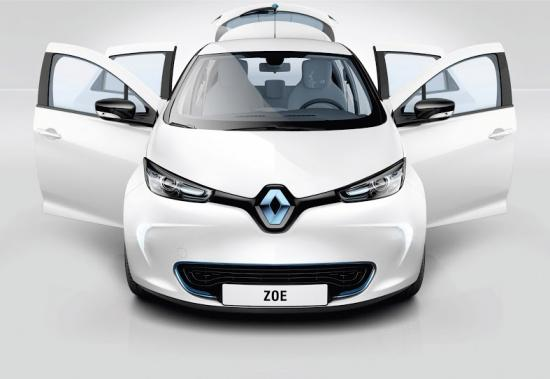 Renault ZOE A2