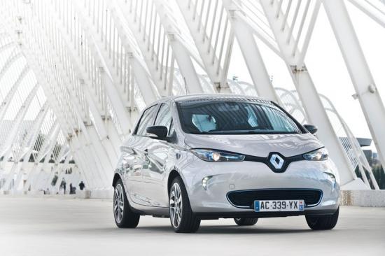 Renault ZOE A1