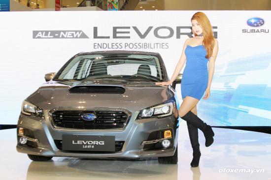 Subaru Levorg mới