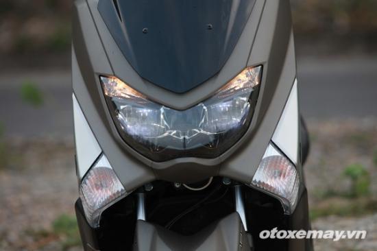 Honda PXC và Yamaha NM-X A10