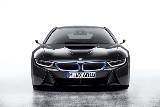 BMW i8 Mirrorless Concept tại CES 2016 A1
