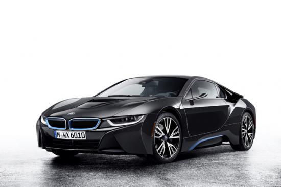 BMW i8 Mirrorless Concept tại CES 2016 A2