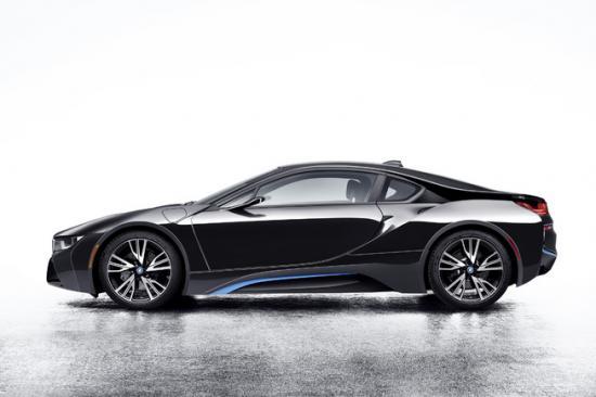 BMW i8 Mirrorless Concept tại CES 2016 A3