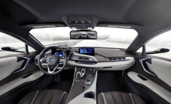 BMW i8 Mirrorless Concept tại CES 2016 A7