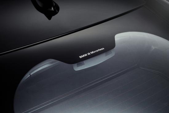 BMW i8 Mirrorless Concept tại CES 2016 A9