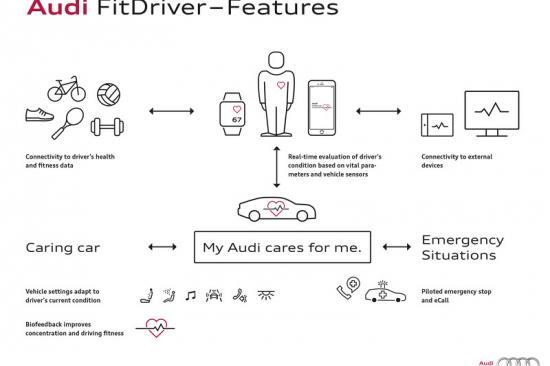 giải pháp nội thất xe tương lai A1
