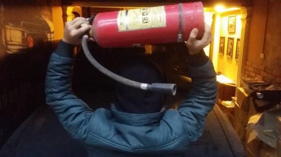 ô tô phải trang bị phương tiện phòng cháy, chữa cháy1