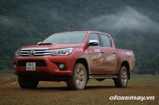 Toyota Hilux 2015 A1