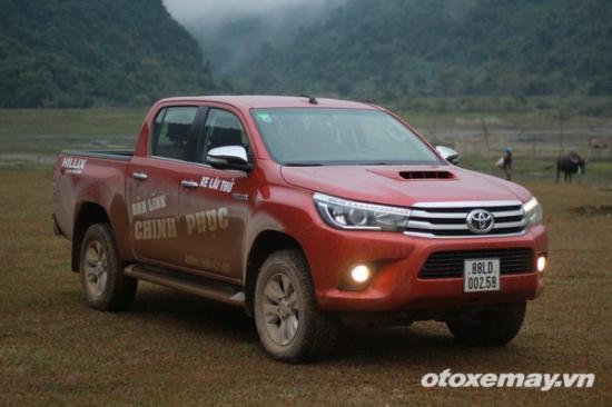 Toyota Hilux 2015 A3