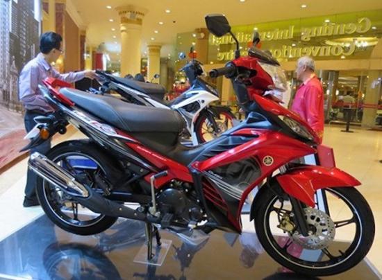 Yamaha Exciter 135 2016 1