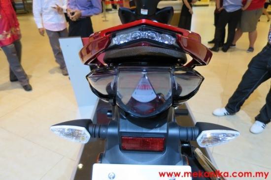 Yamaha Exciter 135 2016 3