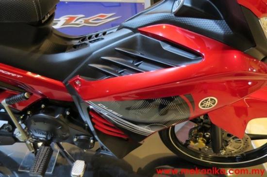 Yamaha Exciter 135 2016 5