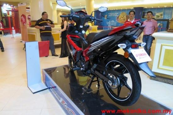 Yamaha Exciter 135 2016 6