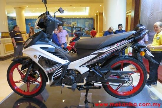 Yamaha Exciter 135 2016 7