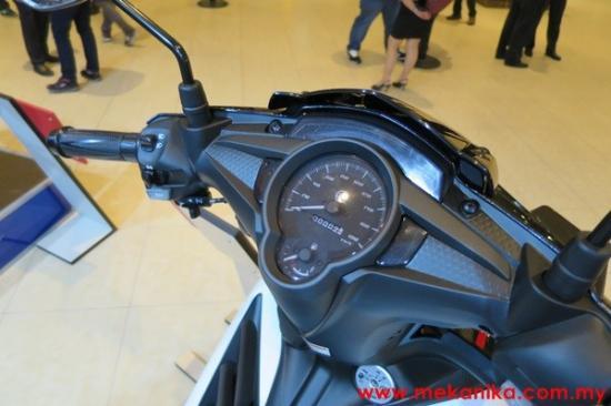 Yamaha Exciter 135 2016 8