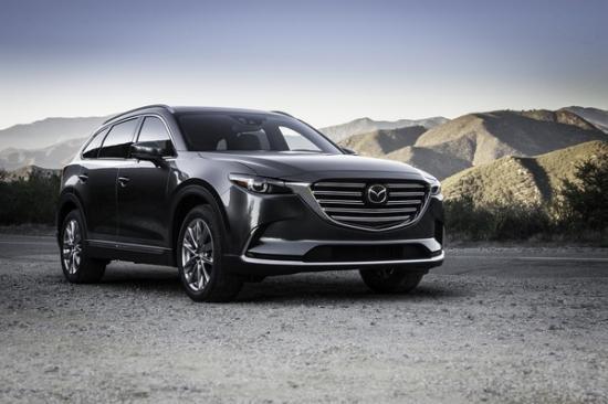 Mazda CX-9 2016 A5