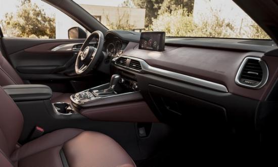 Mazda CX-9 2016 A4