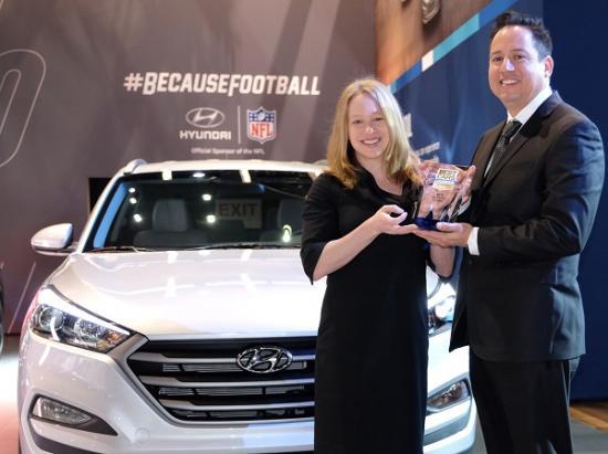 Hyundai Tucson giành giải thưởng xe Compact SUV giá trị