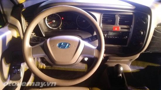 Hyundai Thành Công sản xuất xe tải1